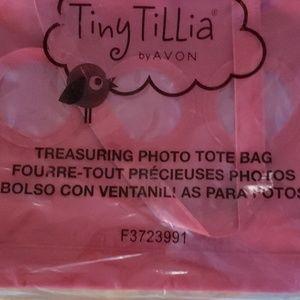 Avon Photo Tote Bag